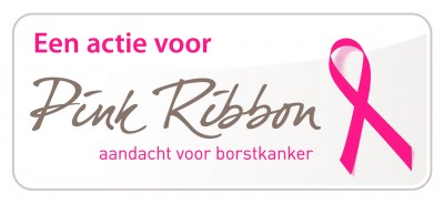 Twedding steunt Pink Ribbon