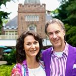 Jannetta Dorsman en René Hoksbergen trouwen 20-10-2010